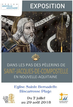 Flyers Expo StJacquesdeCompostelle