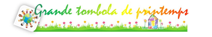 Tombola printemps